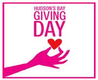 hudson's bay giving day